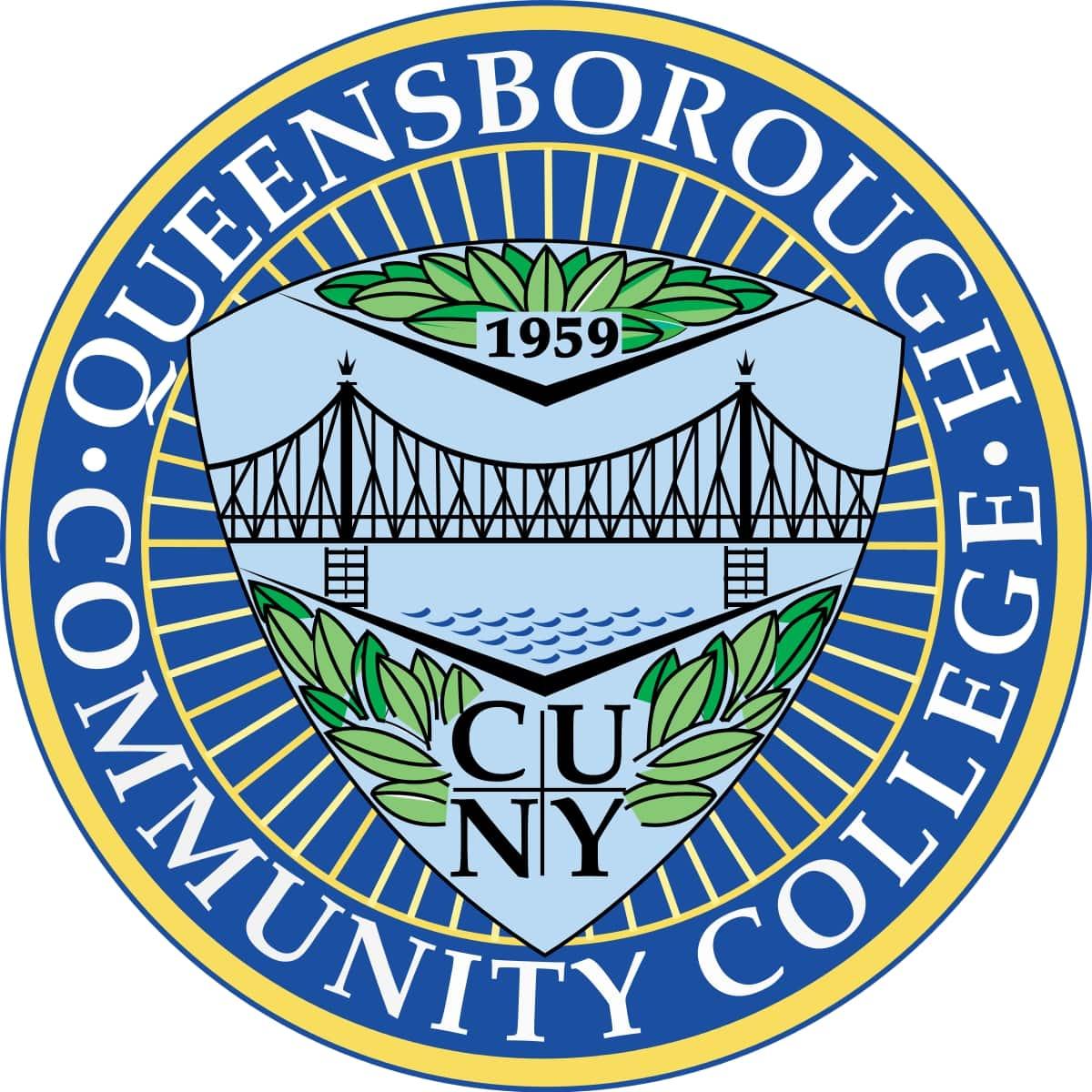 Queensborough Community College seal