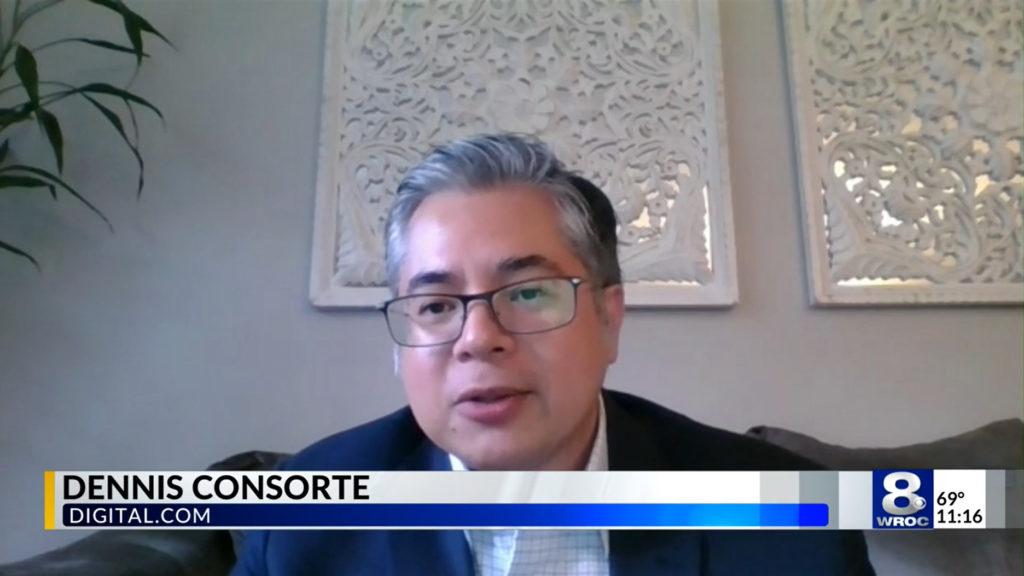 Dennis Consorte, WROC, CBS 8